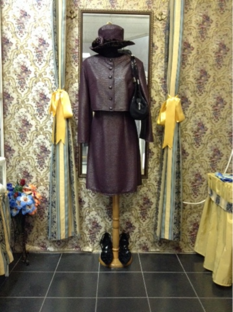 Outdoor coctail party