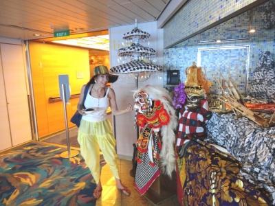 Модно шоу на круизния кораб