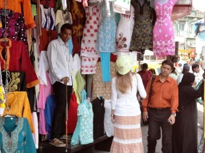 Мумбай и пазарите