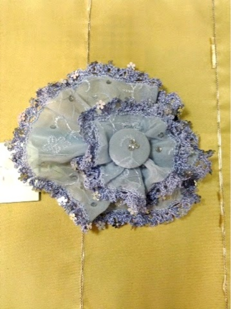 Hairclip - brooch